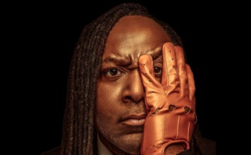 Reginald D Hunter, headlining Camp Bestival